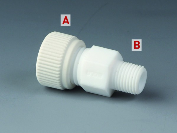 BOLA Screw-In Tube Fittings, PTFE