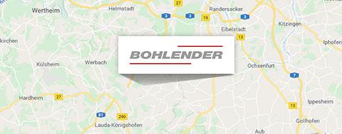 Route BOHLENDER