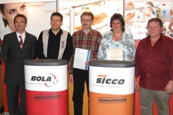 Bohlender zieht positives Fazit für 2009