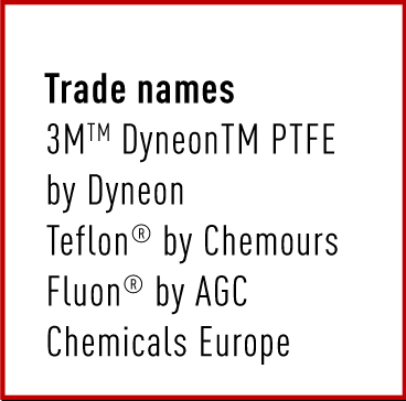 PTFE-Handelsname