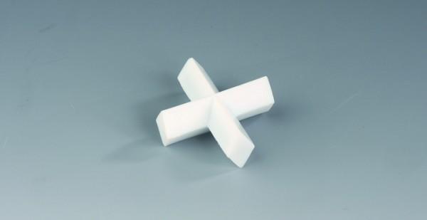 BOLA Kreuz-Magnet-Rührstäbe, PTFE