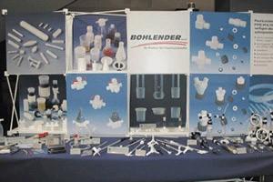 """BOLA bei der Laborfachausstellung """"Budde 118"""""""