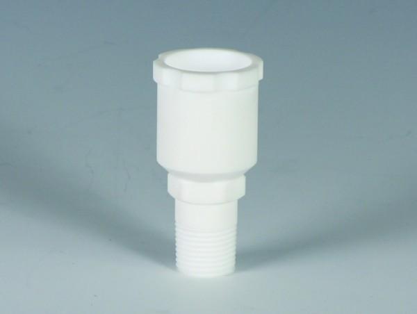 BOLA Einschraub-Verbindungsstück mit Schliff, PTFE