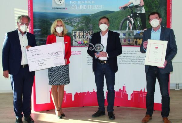 Award ceremony of the Future Prize
