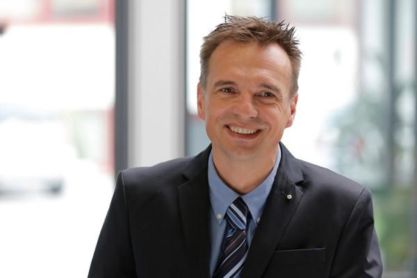 Der Unternehmer Volker Bohlender feiert seinen 50. Geburtstag