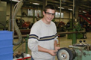 Arbeitsplatzerkundung 2005